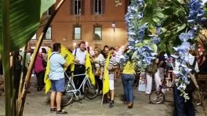 """Gilda di Modena alla manifestazione """"La cultura in piazza"""""""